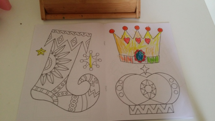 colouring-in