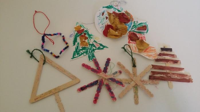 making-decorations