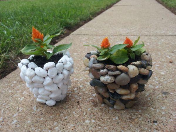 planter-river-stone