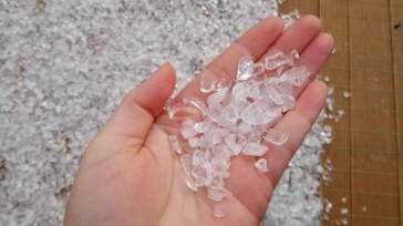 Natural Clear Quartz Rock Crystal