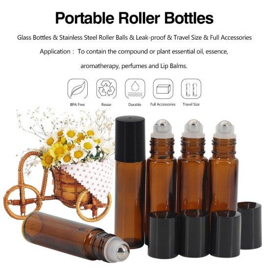 roller ball bottles