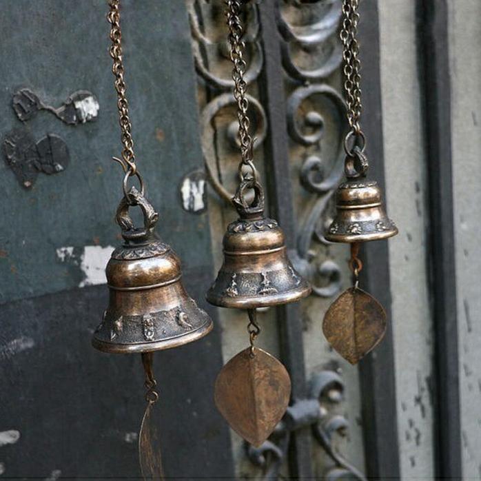 feng shui bells