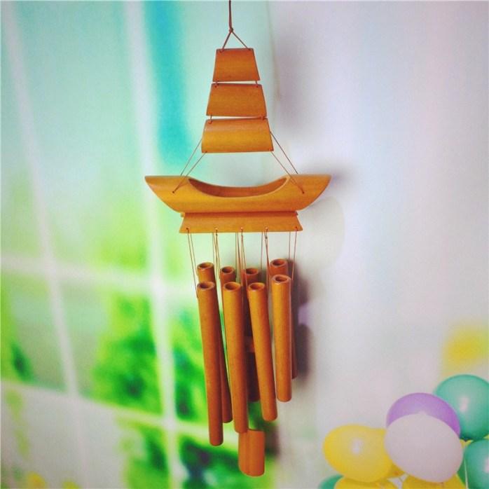 bamboo hanging